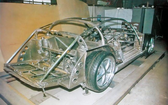 Как сделать автомобиль кузова