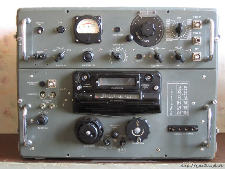 радиоприемнка Р-250