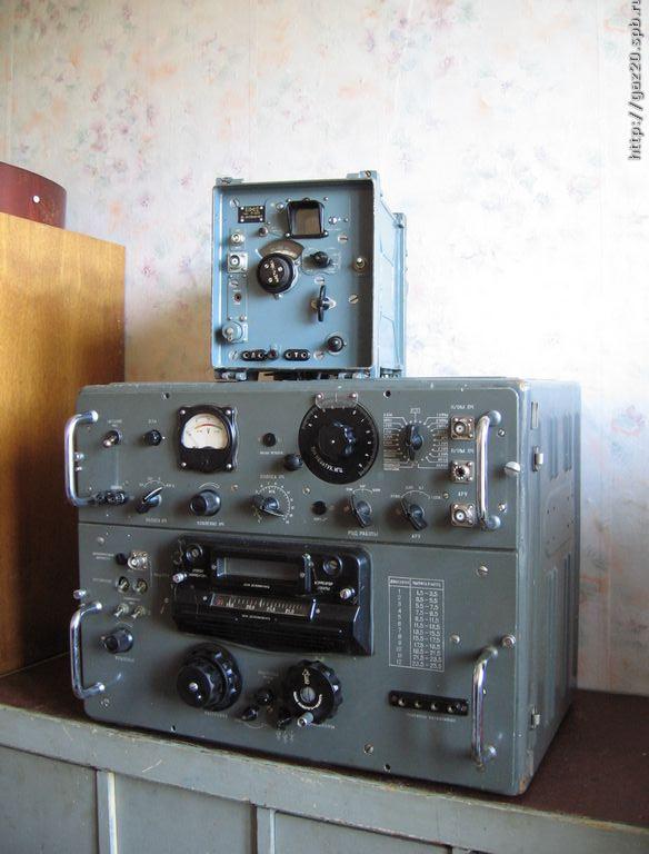 радиоприемника Р-323.